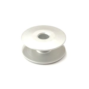 239729 - Bobina Grande da Reta Industrial Aluminio - 25 x 9 x 7mm