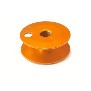 B911763A -Bobina Pespontadeira Grande de Alumínio - 27 x 10 x 6mm